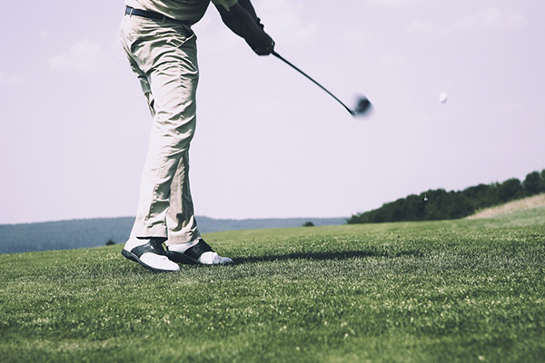 golf and hip arthritis